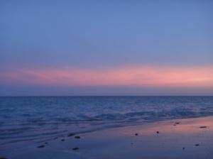 Por do Sol - Praia do Xareu - Maragogi