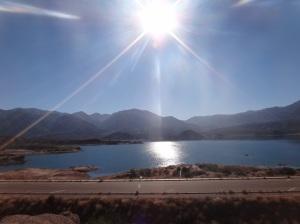Lago Ruta 7