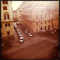Vista do Apartamento em Trastevere